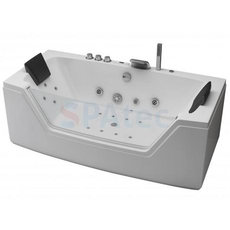 Jacuzzi bañera de hidromasaje Spatec Vitro 160