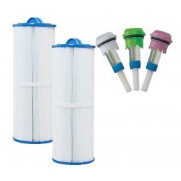 Pack de filtros y aroma a elegir