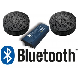Spa exterior Bluetooth