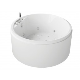 Jacuzzi bañera de hidromasaje Spatec Volcano Round