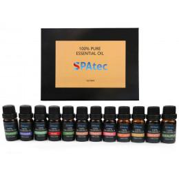 Aromaterapia: pack 16 aromas (bañeras Spatec)