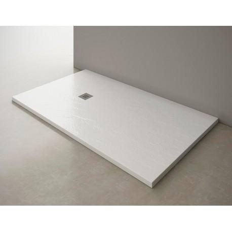 Plato de ducha a medida pizarra hidrotienda for Accesorios para platos de ducha
